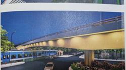 Xây cầu vượt đường sắt Hà Nội - Thái Nguyên hơn 150 tỷ đồng