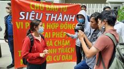 """Vụ mua căn hộ chung cư Nam An: Cần thành lập """"Ban cứu hộ dự án"""""""