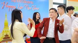 Sinh viên Lào đón tết truyền thống Bunpimay tại Sài Gòn vì... dịch Covid-19