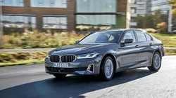 BMW 5 Series phiên bản mới sắp ra mắt tại Việt Nam