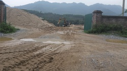 Cục Kiểm soát hoạt động khoáng sản đề nghị Tuyên Quang, Hà Giang kiểm tra thông tin Dân Việt phản ánh