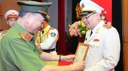 Chánh Văn phòng Bộ Công an được Chủ tịch nước thăng hàm Trung tướng