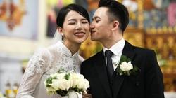 Những khoảnh khắc hạnh phúc của Phan Mạnh Quỳnh và vợ trong lễ cưới