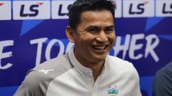 HLV Kiatisak nhắc HLV Hàn Quốc trước trận HAGL quyết đấu Hà Nội