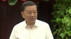 """Đại tướng Tô Lâm: """"Đấu tranh phản bác các thế lực thù địch xuyên tạc, chống phá công tác bầu cử"""""""
