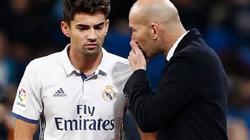 Con trai của Zidane về với đội của chủ tịch David Beckham