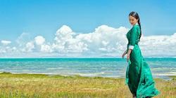 """Du lịch Trung Quốc: Hé lộ sự độc đáo của Hồ Thanh Hải được ví là """"tấm gương trên bầu trời"""""""