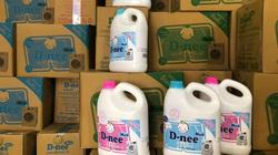 Hà Nội: Triệt phá cơ sở sản xuất nước giặt giả mạo nhãn hiệu