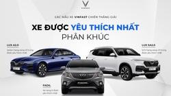 """VinFast thắng lớn, giành 3 giải nhất trong Bình chọn """"Xe của năm 2021"""" tại Việt Nam"""