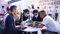 Hàng vạn ứng viên tham dự Đại hội tuyển dụng Bất động sản lớn nhất năm 2021