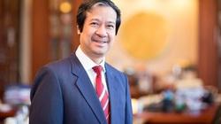 Bộ trưởng Bộ GD-ĐT Nguyễn Kim Sơn và 12 Bộ trưởng ứng cử ĐBQH tại đâu?