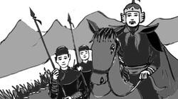 Phạm Ngũ Lão làm cách nào để phá tượng binh Ai Lao?