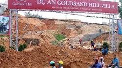 Bình Thuận: Liên tiếp xảy ra các vụ sạt lở cát trên đồi cao đổ xuống đường tràn vào nhà dân