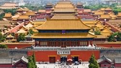 """Lực lượng """"khủng"""" xây dựng Tử Cấm Thành nổi tiếng Trung Quốc"""