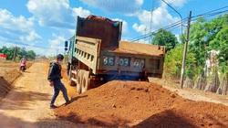 Vụ khai thác trộm đất để làm đường 460 tỷ: Thành lập đoàn liên ngành để kiểm tra, xử lý