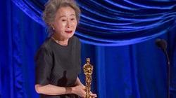 Cuộc đời đầy chua xót và nghị lực phi thường của nữ diễn viên gốc Á vừa đoạt giải Oscar