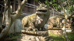 Bất ngờ ý nghĩa thực sự của bộ tượng linh thú nghìn tuổi ở chùa Phật Tích