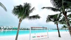 Biển hồ nước mặn Vinhomes Ocean Park - điểm đến hấp dẫn nhất Hà Nội dịp nghỉ lễ 30/4 này