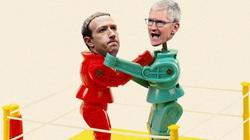 Hai ông trùm công nghệ Tim Cook và Mark Zuckerberg đụng độ chua chát