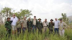 """Những chuyến đi """"hòa giải"""" của cựu binh Việt - Mỹ"""