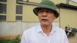 Bí thư Thành ủy Bắc Ninh Tạ Đăng Đoan: Đóng cửa bất kỳ doanh nghiệp nào gây ô nhiễm ở làng giấy Phong Khê