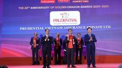 Prudential là công ty bảo hiểm duy nhất thuộc Top 10 doanh nghiệp FDI phát triển bền vững