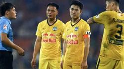 HAGL tổn thất nặng nề sau chiến thắng trước Hải Phòng FC