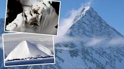 Kim tự tháp lâu đời nhất trên Trái đất nằm ẩn trong lục địa băng giá