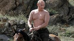 """Ông Putin được bình chọn là """"người đàn ông đẹp nhất nước Nga"""""""
