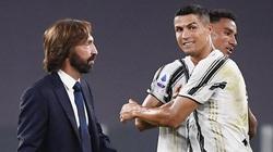 """Juve bị Inter Milan bỏ xa, HLV Pirlo thừa nhận nguy cơ """"bay ghế"""""""