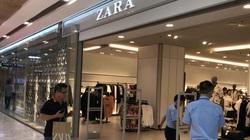 Phát hiện thêm Zara, Gucci… cũng dùng bản đồ có đường lưỡi bò