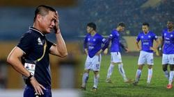 HLV Chu Đình Nghiêm nói gì khi chia tay Hà Nội FC sau 5 năm?