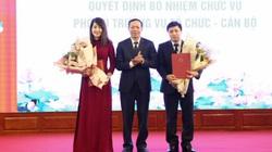 Chánh án Nguyễn Hòa Bình bổ nhiệm 2 lãnh đạo Vụ Tổ chức cán bộ