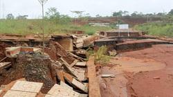 Đắk Nông: Nhiều công trình gặp sự cố, gây tranh cãi đều do một công ty trúng thầu thiết kế