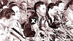 """Cuộc đời """"lên voi, xuống chó"""" của loạn tướng Nguyễn Chánh Thi"""