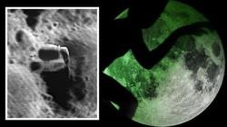 Sốc: Phát hiện thành phố của người ngoài hành tinh trên Mặt Trăng