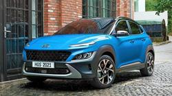 Hyundai Kona 2021 nâng cấp khủng, tràn ngập công nghệ, chưa rõ ngày về Việt Nam