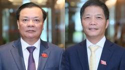2 Ủy viên Bộ Chính trị sẽ được Thủ tướng đề nghị Quốc hội phê chuẩn miễn nhiệm chức Bộ trưởng?