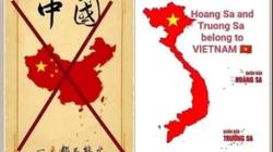 Sản phẩm có bản đồ đường lưỡi bò của Trung Quốc và cái kết đắng của doanh nghiệp
