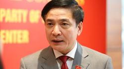 Bí thư Tỉnh ủy Bùi Văn Cường trở thành Tổng Thư ký Quốc hội