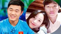 """Chuyện tình đầy sóng gió của Lương Xuân Trường và bạn gái """"hotgirl"""""""