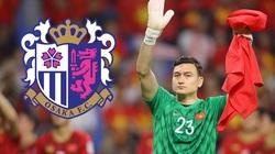 HLV Cerezo Osaka tiết lộ khả năng bắt chính của Đặng Văn Lâm