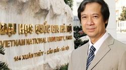 Tân Bộ trưởng Bộ GD-ĐT Nguyễn Kim Sơn có dấu ấn gì khi ở vị trí Giám đốc ĐH Quốc gia Hà Nội?