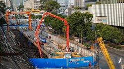 Metro Bến Thành - Suối Tiên sắp trả mặt bằng đường Lê Lợi: Diện mạo mới sẽ ra sao?