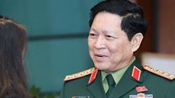 Đề nghị miễn nhiệm Bộ trưởng Bộ Quốc phòng với Đại tướng Ngô Xuân Lịch