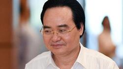 Ông Phùng Xuân Nhạ được miễn nhiệm chức vụ Bộ trưởng Bộ Giáo dục và Đào tạo