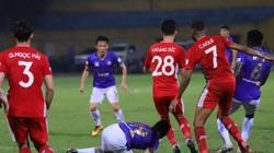 Trọng tài đã xử ép Hà Nội FC thế nào ở trận thua Viettel?
