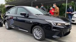 Honda City 2021 tung bản giá rẻ chạy dịch vụ, cạnh tranh Toyota Vios