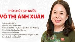Nữ Phó Chủ tịch nước Võ Thị Ánh Xuân và 9 nhân sự được bầu thêm chức vụ mới