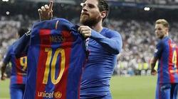 """THỐNG KÊ: Messi đã """"tịt ngòi"""" bao lâu ở các trận El Clasico?"""